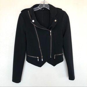 WINDSOR Black Blazer Jacket